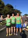 Great North Run Before
