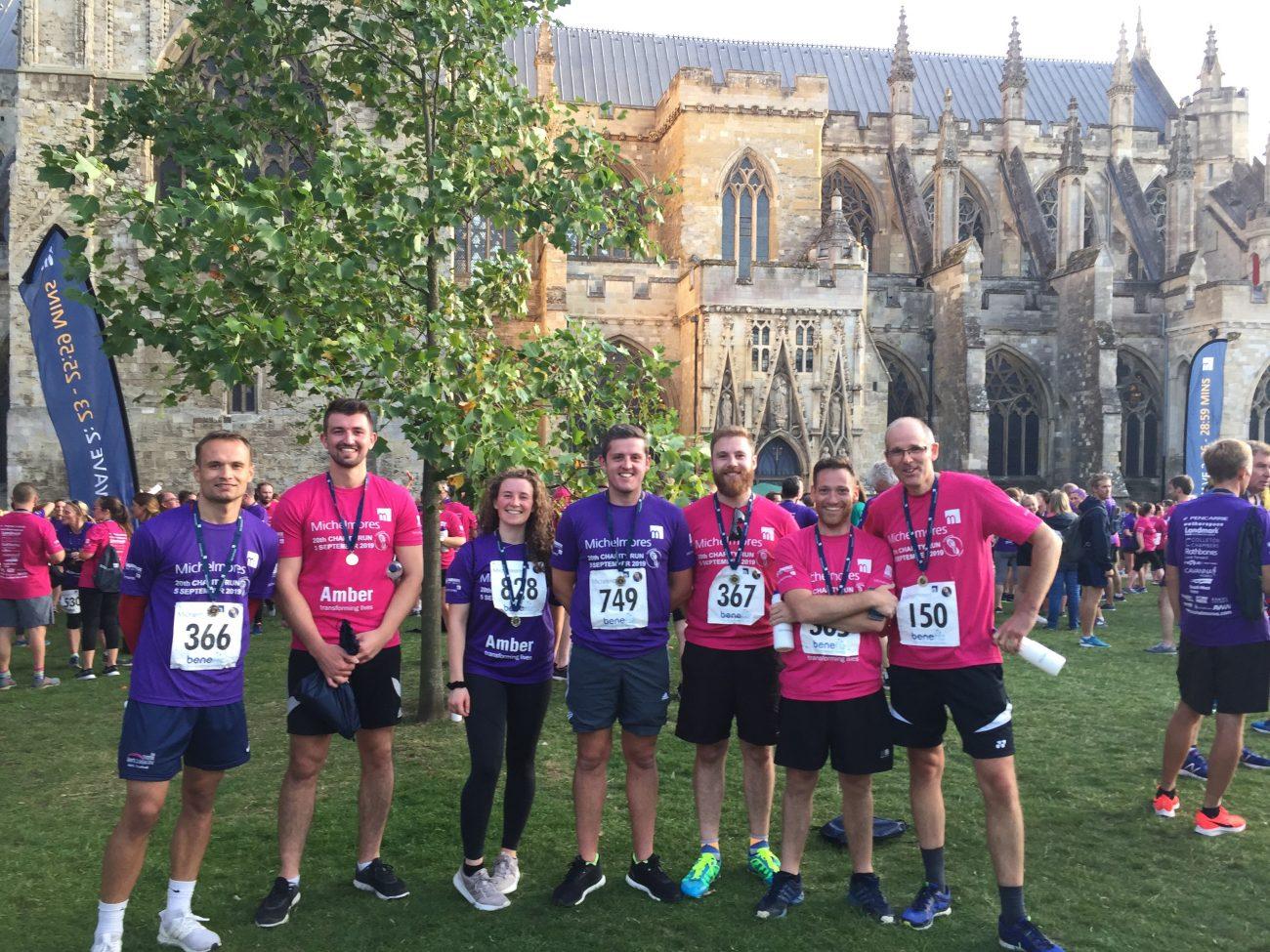 Michelmores 5k Charity Run
