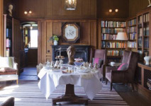 Endsleigh Hotel dining room